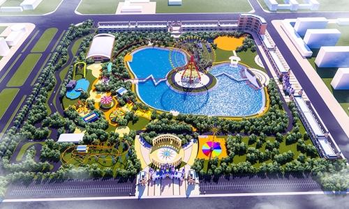 齐齐哈尔鹤城公园